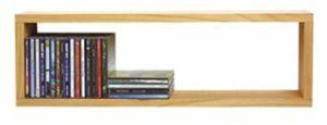 Wall Mounted CD Rack (JHWORADI10S)