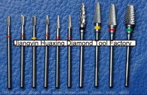 Carbide Burr for Dental Lab (HXCBD01)