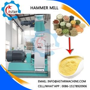 Manufacture Animal Feed Hammer Mill for Sale pictures & photos