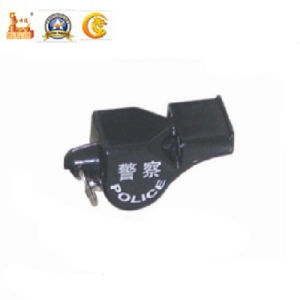 Police Equipment Plastic Whistle for Military (BSDJD-3) pictures & photos