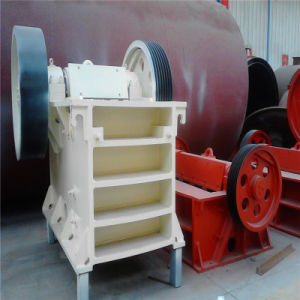 Coarse Rock Stone Jaw Crusher From China Best Supplier pictures & photos