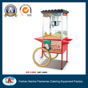 16oz Popcorn Machine with Cart (HP-16BC) pictures & photos