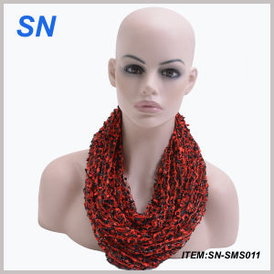 Popular Design Cheap Women Scarf Infinity (SN-SMS011) pictures & photos