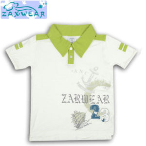 Zaxwear Bulk Wholesale Summer Boys T-Shirt (BCT13006) pictures & photos