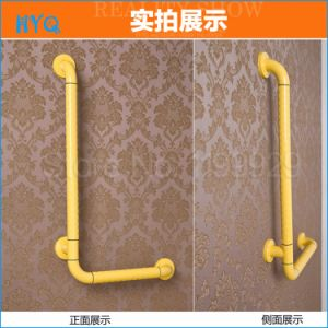 T-Shape ABS+Stainless Steel Bathroom Accessories Handrail pictures & photos