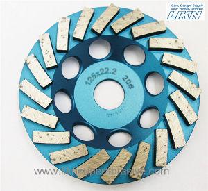 Spiral Segment Stone Grinding Wheel