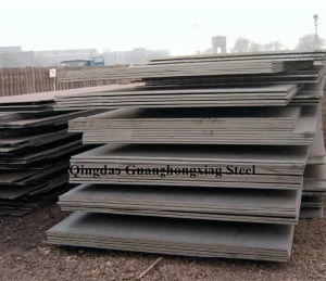 Gbq195, DIN S185, ASTM a 285m Gr. B, Hot Rolled, Steel Plate pictures & photos