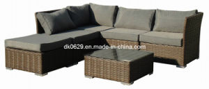 Wicker Sofa/ Wicker Sofa Set/Outddor Wicker Sofa (KY806)