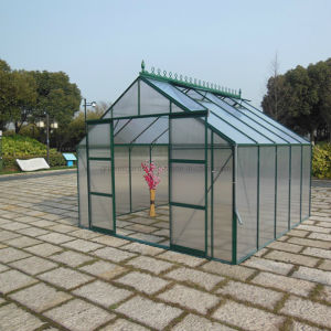Growell Walk -in 6mm Polycarbonate Greenhouses HB11 pictures & photos