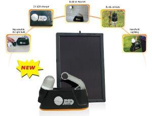 6W Solar Portable Power System