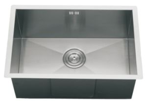 Undermount Single Stainless Steel Kitchen Sink (S6145) pictures & photos