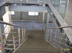 Stainless Steel Handrail System (JKL-1702)