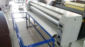 China Supplier Popular Roll to Roll Sublimation Heat Transfer Machine pictures & photos