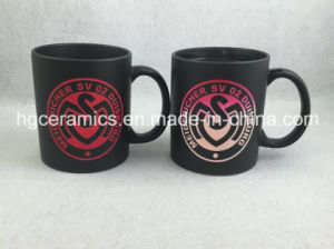 Color Change Sandblast Mug pictures & photos