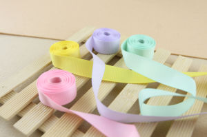 Eco-Friendly Polyester Grosgrain Ribbon