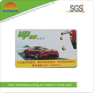 Contactless Smart Card with SGS Approval