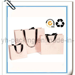 Recyclable Fashion Gift Paper Bag (No. 168)