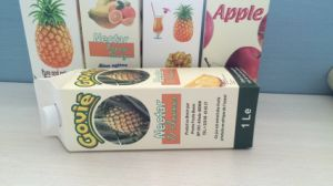750ml Juice Gable Top Carton pictures & photos