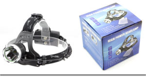 Super Bright LED Headlamp Rechargeable LED Light pictures & photos