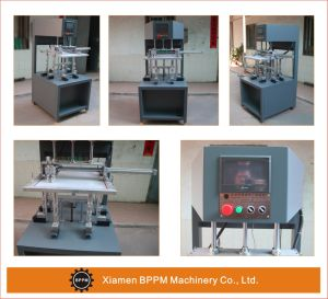 Semi-Automatic Window Patching Machine Patcher (LDX-W908040) pictures & photos