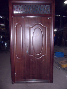 High Quality Safe Interior or Exterior Steel Security Door pictures & photos
