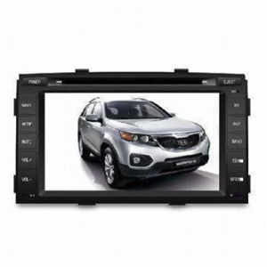7 Inch Car DVD Player for 2009-2012 KIA New Sorento (TS7519)