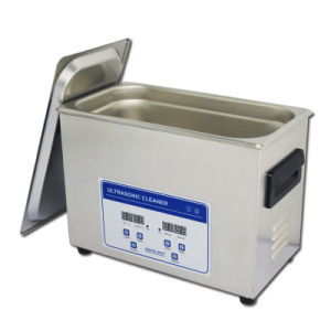 Digital Timer&Heater Lab Instruments Ultrasonic Cleaner Jp-031s pictures & photos