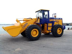 5ton Wheel Loader, Cat or Cummins Engine, A/C, Joystick