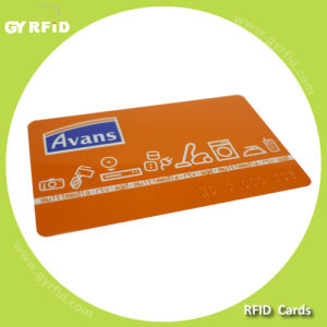 ISO Em4305 Radio Frequency Identification Preprinted Card for Access Control (GYRFID) pictures & photos
