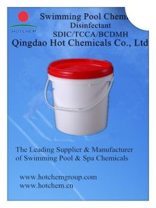 Isocyanuric Acid for Swimming Pool Sanitizer Chemicals (TCCA) CAS No. 87-90-1 pictures & photos