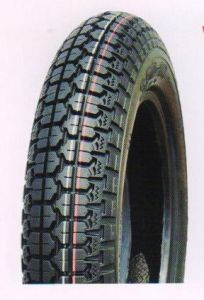 High Quality Durable Motorcycle Tyre for America Market (3.50-8) pictures & photos