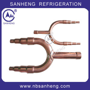 Refrigerant Distribution Coupling Branch Joint pictures & photos
