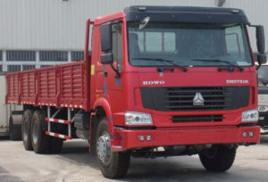 Sinotruk HOWO 6X4 Cargo Truck pictures & photos
