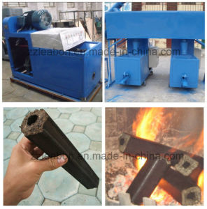 Hot Sale Screw Briquette Machine From Sawdust pictures & photos