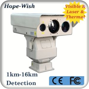 Multi Function Surveillance Optical Laser Thermal Imaging Camera pictures & photos