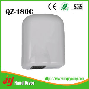 ABS White Small Hand Dryer for Household pictures & photos