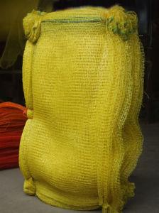 Mesh bag-Raschel 45cm*75cm Yellow