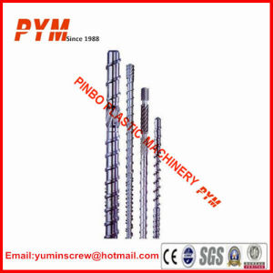 Nitriding Treatment Plastic Extruder Screw and Barrel pictures & photos