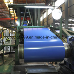 Specical Color Coated Galvalume Steel Coil/Wooden Grain PPGI/Suede Steel Coil pictures & photos