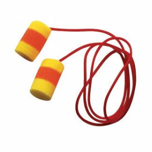 Cheap Cylinder Shape Corded Earplugs Hearing Protection Ce Approved pictures & photos