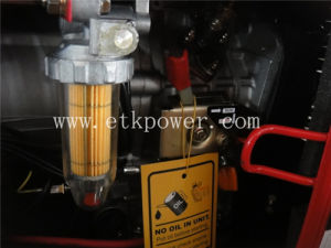 5kw Silent Diesel Generator with Good Quality Fuel Filter pictures & photos
