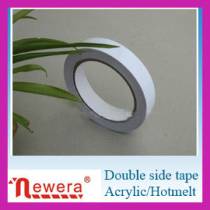 Double Faced Tissue Hot Melt Glue Adhesive Tape Roll pictures & photos