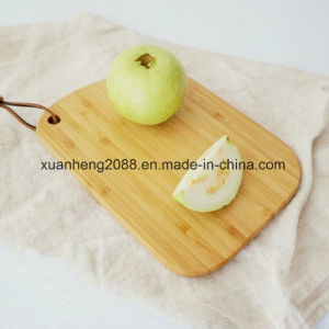 FDA/LFGB Certificate 100% Food Grade Bamboo Cutting Board pictures & photos