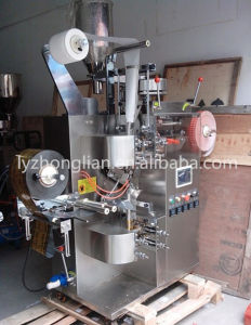Tea Inner and Outer Tea Bag Packing Machine (DXDK-150SD) pictures & photos