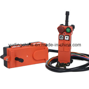 Industrial Wireless Radio Remote Control for Crane F21-2D pictures & photos
