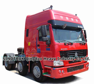 Sinotruk HOWO 6X4 Tractor Truck New Chinabrand pictures & photos