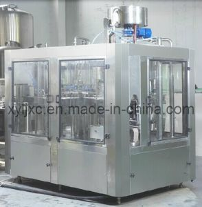 Automatic Carbonated Juice Filling Machine