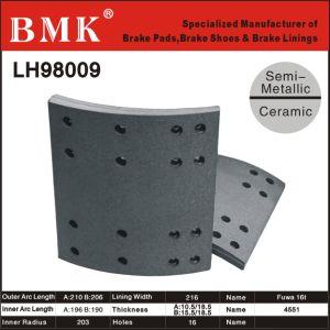 Premium Quality Brake Linings (LH98009) pictures & photos