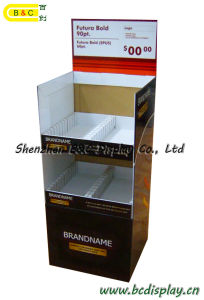 Flashlight Cardboard Paper Corrugated Dump Bin Display Showcase (B&C-A038) pictures & photos