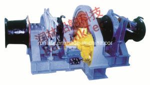 Marine Equipment Windlass 12.5mm-145mm Chain Dia. Range